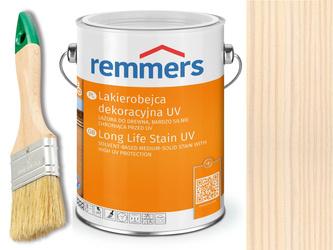 Dauerschutz-Lasur UV Remmers Biały 2,5 L 2235