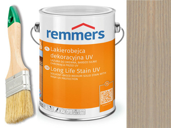 Dauerschutz-Lasur UV Remmers Srebrnoszary 2,5 L