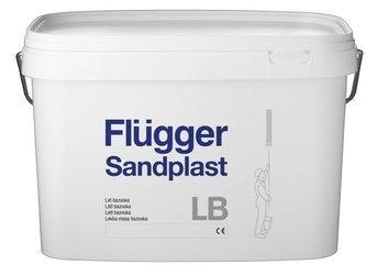 Flugger Sandplast LB masa szpachlowa gładź 15L