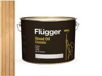 Flügger Wood Oil Classic olej do TARASU 0,75L 7m2