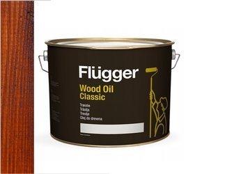 Flügger Wood Oil Classic olej do TARASU 0,75L TEAK