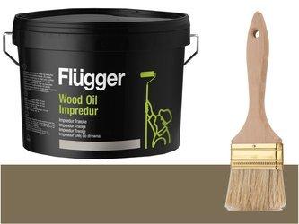 Flugger Wood Oil Impredur olej tarasu 0,7L PEKAN
