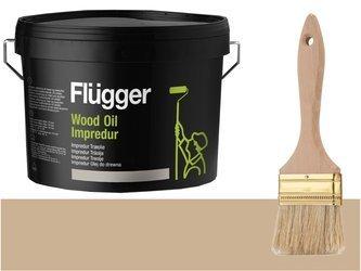 Flugger Wood Oil Impredur olej tarasu 0,7L Patyna
