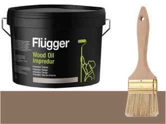 Flugger Wood Oil Impredur olej tarasu 2,8 TOSKANIA