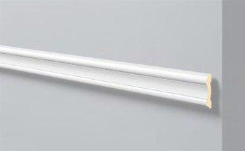 LISTWA ŚCIENNA BIAŁA ARSTYL Z1550 80 x 20 mm
