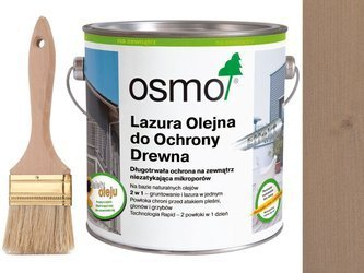 OSMO 1140 Lazura Olejna Efekt SREBRNY AGAT 0,75L