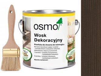OSMO 3161 wosk dekoracyjny KOLOR HEBAN 25L