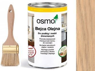 OSMO 3519 Bejca Olejna podłogi SUROWE DREWNO 2,5L