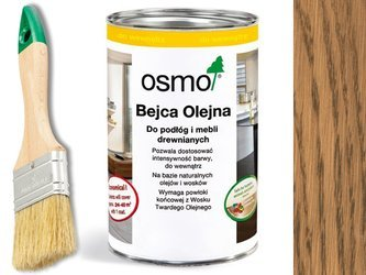 OSMO 3541 Bejca Olejna podłogi HAWANA 2,5L