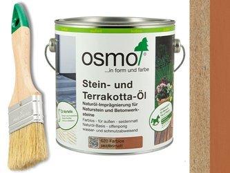 OSMO Impregnat Olej do kamienia terakoty 620 2,5L