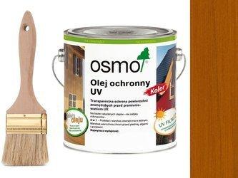 OSMO Olej Ochronny UV KOLOR Cedr 428 2,5L + GRATIS