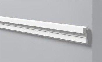 PROFIL PRZYŚCIENNY BIAŁY WALLSTYL WL4 100 x 40mm