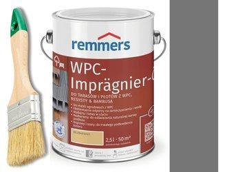 Remmers Olej WPC do tarasów płotów Szary 0,75 L