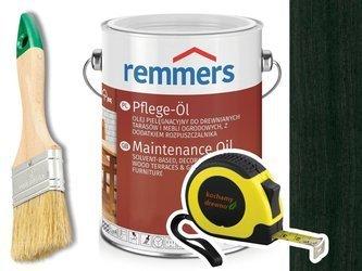 Remmers Pflege-Ol olej do drewna tarasu HEBAN 5L