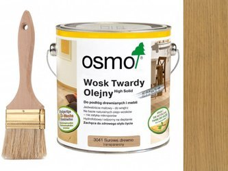 Wosk Twardy Olejny Surowe Drewno OSMO 0,75 L 3041