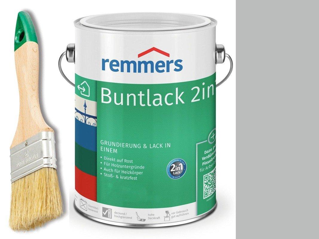 Farba renowacyjna grzejnik Remmers ALUMINIUM 0,37