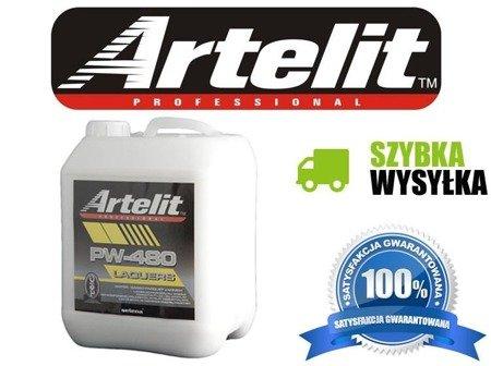 Artelit Lakier poliuretanowy wodny PW-480 5l