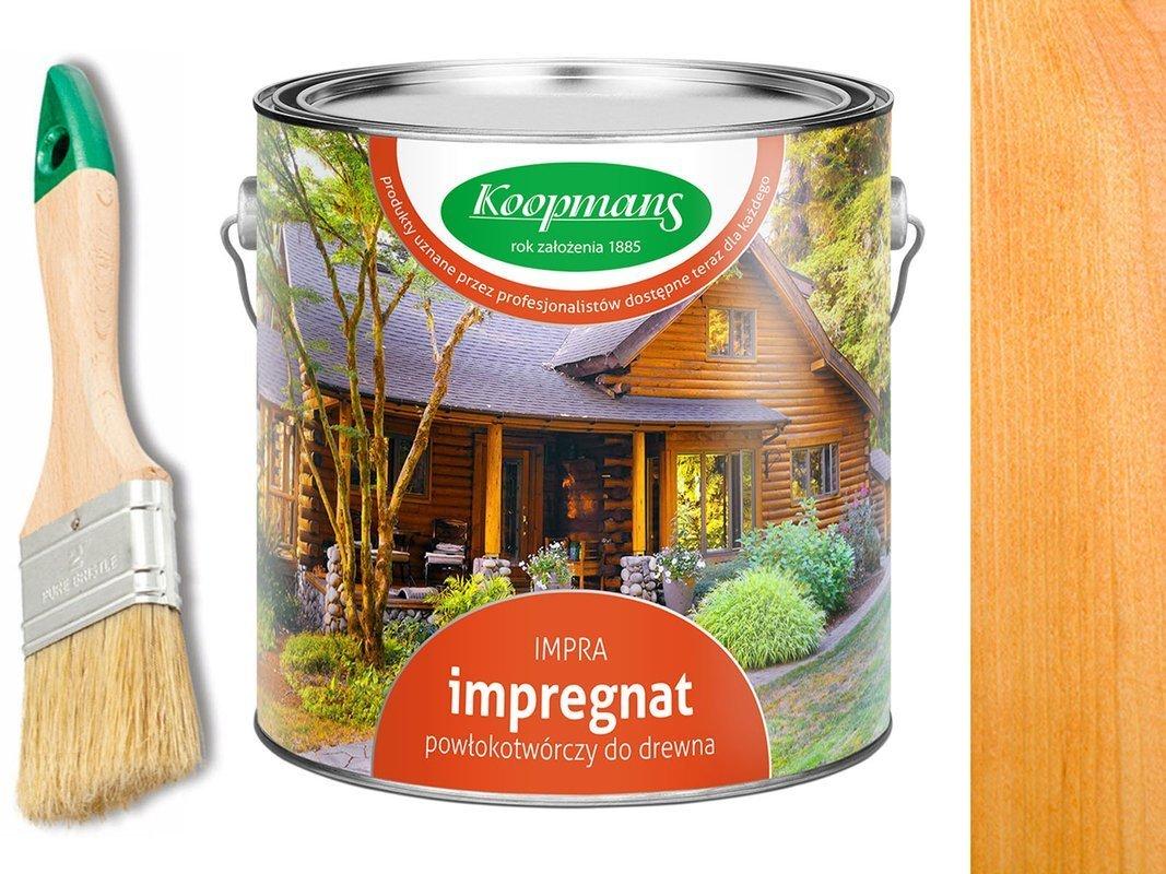 Impregnat IMPRA Koopmans 2,5L - 102 PINIA