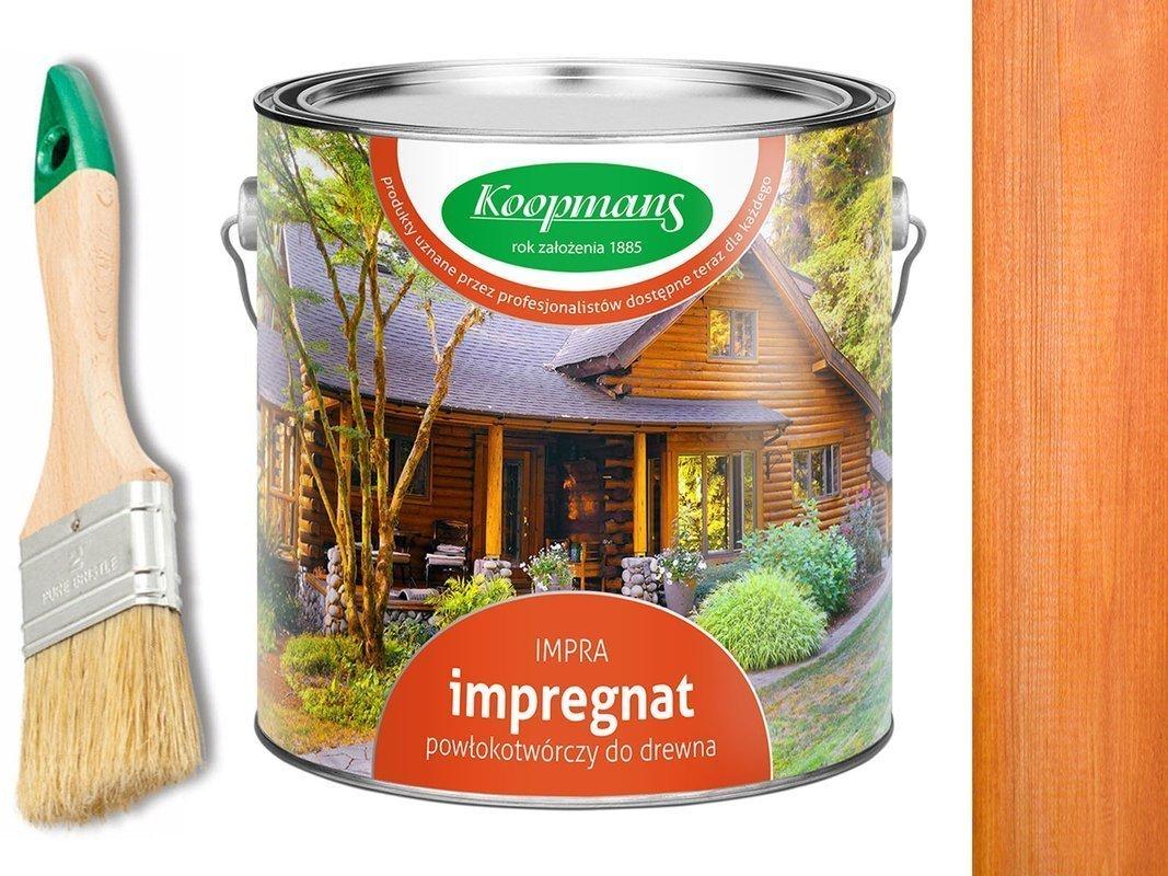 Impregnat IMPRA Koopmans 5L - 109 MIÓD MANUKA