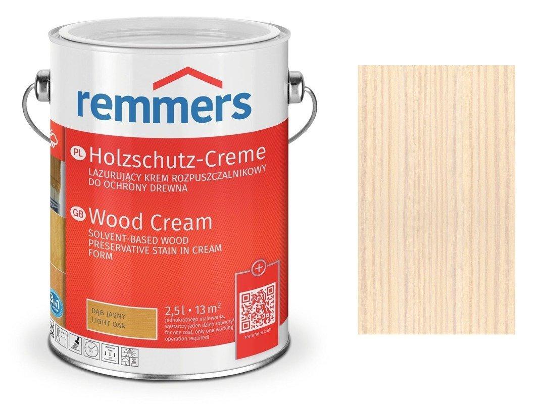 Krem Holzschutz-Creme Remmers Biały 2721 - 2,5 L