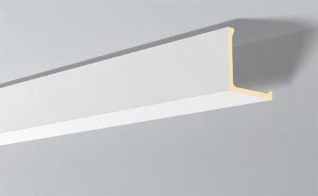 LISTWA PRZYSUFITOWA BIAŁA ARSTYL L1 150 x 150 mm