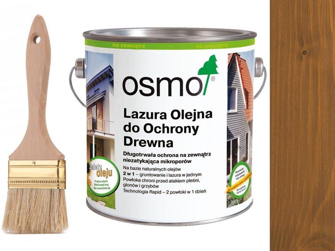 OSMO 706 Lazura Ochronna do drewna DĄB 2,5L