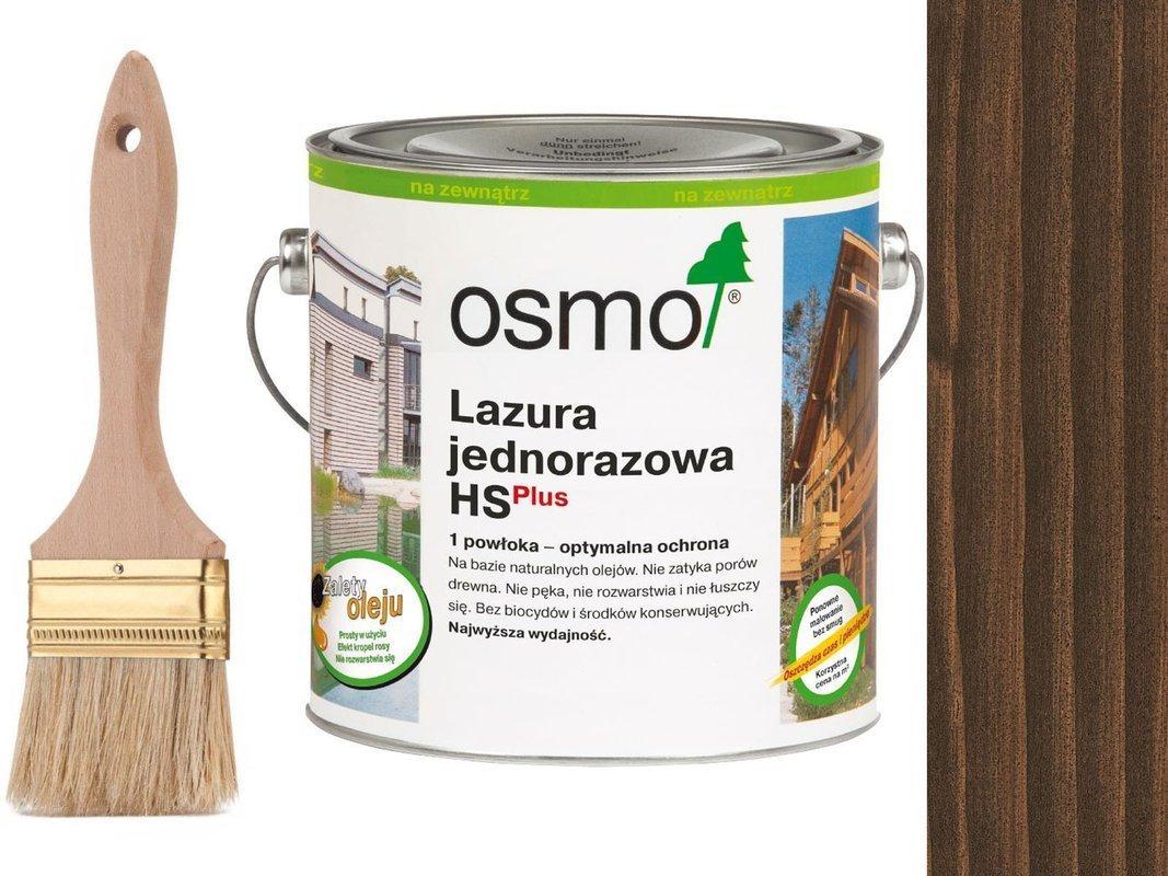 OSMO Lazura Jednorazowa 9264 PALISANDER 0,75L