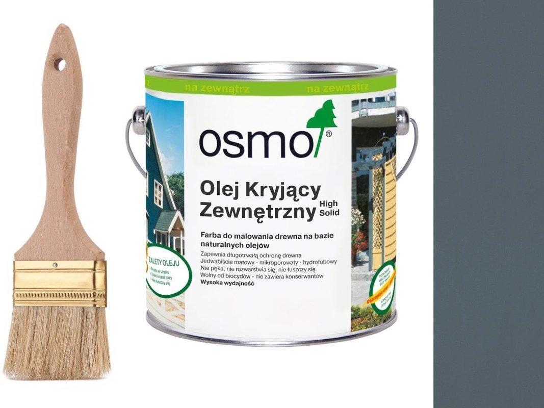 OSMO Olej Kryjący 2507 NIEBIESKI GOŁĘBI 25L