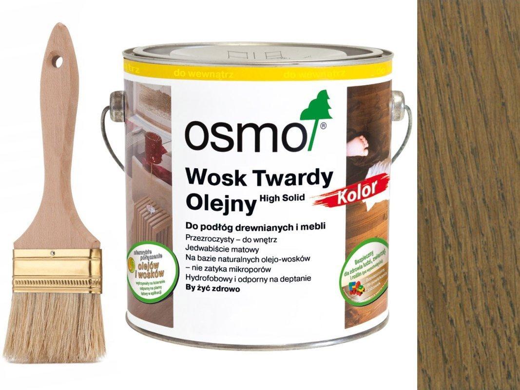 Osmo 3073 wosk twardy olejny olej 10 L TERRA