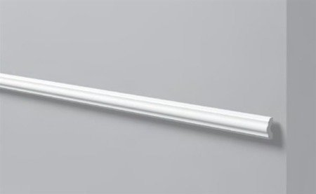 PROFIL PRZYŚCIENNY BIAŁY WALLSTYL WL3 40 x 15mm